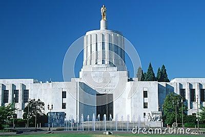 Capitol of Oregon