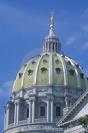 Capitol of Pennsylvania