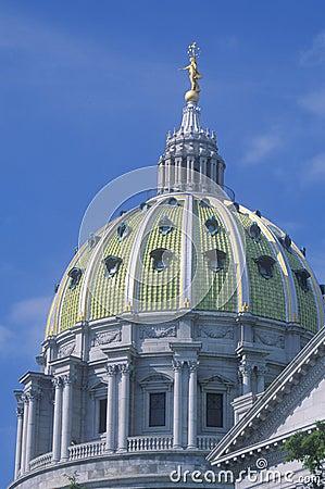 Capitol of Pennsylvania