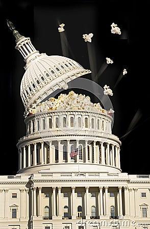 Capitol pop corn