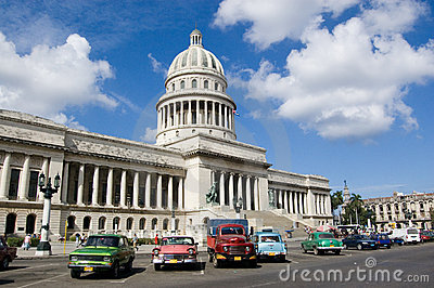 Capitolio古巴哈瓦那