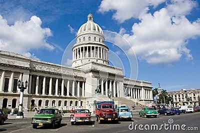 Capitolio Cuba Havana