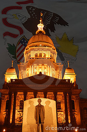 Capitolio del estado de Illinois