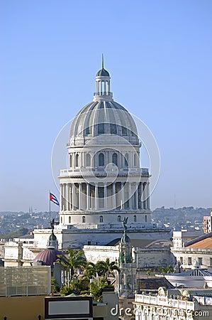 Capitolio at Havana, Cuba