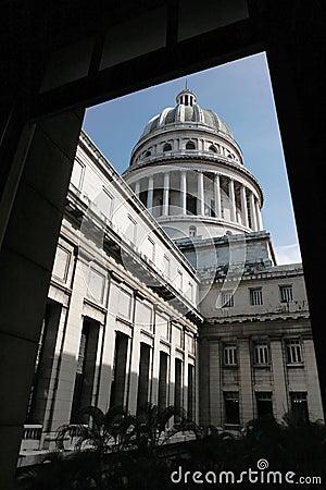 Capitolio, Havana, Cuba