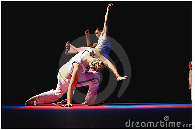 Capoeira Performance