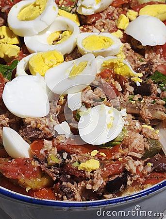 Caponata - italian dish