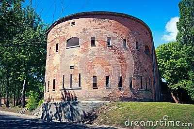 Caponier of Warsaw s Citadel