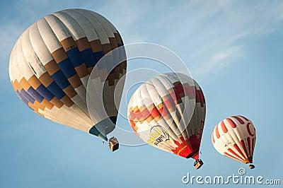 Cappadocia balloons Editorial Photo