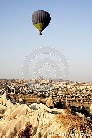 Free CAPPADOCIA FROM BALLOON 2 Stock Photography - 5031112