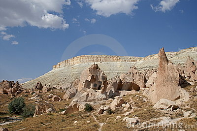 Cappadocia landscape