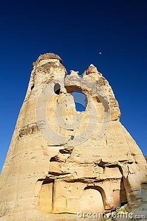 Free Cappadocia - Turkey, Fairy Chimneys Royalty Free Stock Photos - 14034378