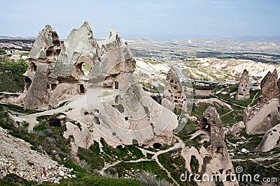 Cappadocia valley.