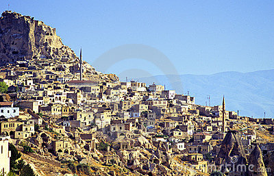 Cappadocia village