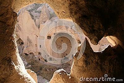 Cappadocia (Zelve Valley)
