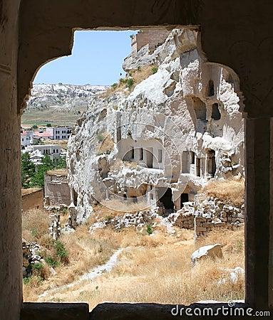 Free Cappadocian Window Stock Image - 17769991