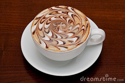 Cappuccino,  coffee cup
