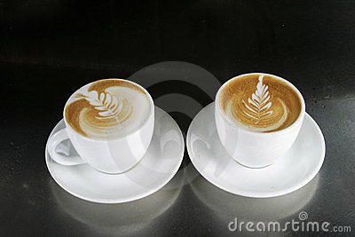 Cappucinno with Latte Art