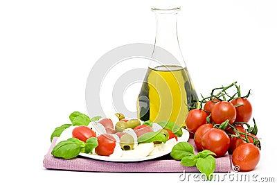 Caprese - Italian salad