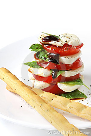 Free Caprese Salad Stock Photos - 3885183