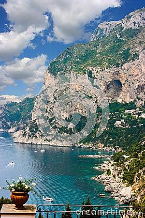 Capri,意大利