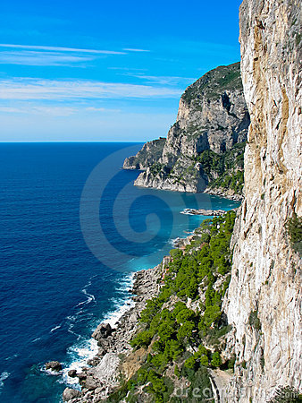 Free Capri Royalty Free Stock Images - 18547449