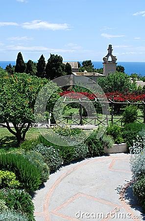 Capri Botanical Garden