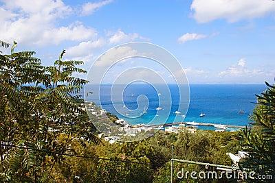 Capri island #3