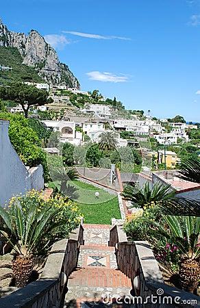 Capri Landscape