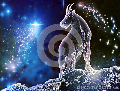 Capricorn Sea-Goat Royalty Free Stock Image - Image: 31803536