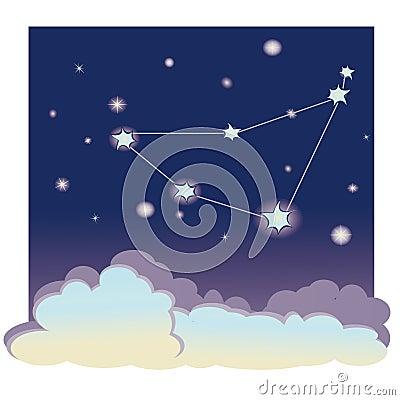 Capricornio de la constelación