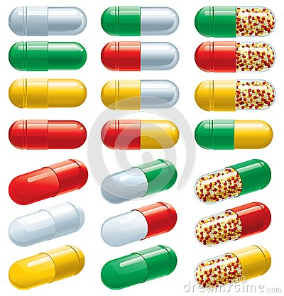 Free Capsules Stock Images - 30561384