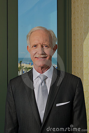 Captain Chesley Sully Sullenberger Editorial Stock Photo
