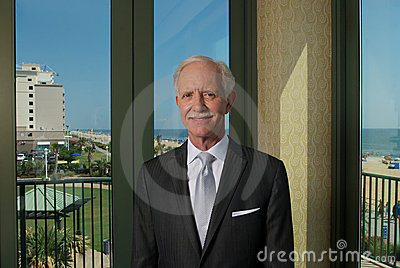 Captain Chesley Sully Sullenberger Editorial Photography
