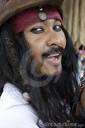 Captain Jack Sparrow, Pirates of the Caribbean