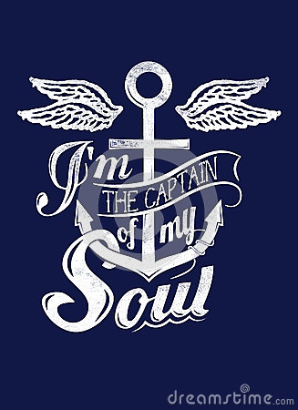 Free Captain Of My Soul Stock Photos - 31482463