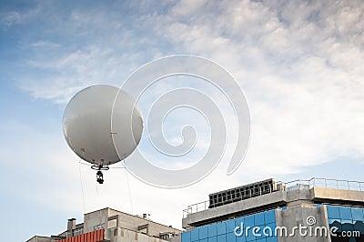 Captive ballon