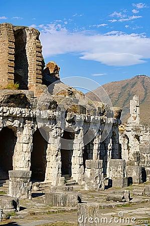 Capua amphitheatre
