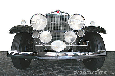 Car from 1920 s