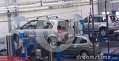 Car 3 service