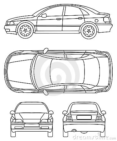 Where Get High Output Alternator 974264 moreover 19eb3 98 Sunfire 2 4l Oil Leak as well Stock Vector Car Offroad Line Draw Insurance Rent Damage Condition Report Form Blueprint All View additionally 2007acurasuper Handling Wheel Drive moreover Royalty Free Stock Image Car Image8776696. on car top view diagram