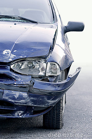 Free Car Accident Royalty Free Stock Photo - 16434335