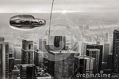 Car aerography