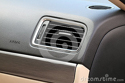 Car air conditioning grills