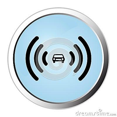 Car Alarm Clip Art