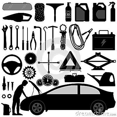 Car Auto Accessories Repair Tool