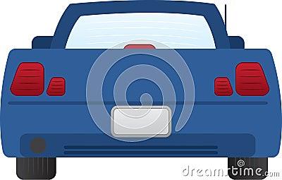 Car Back