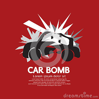 Car Bomb Graphic