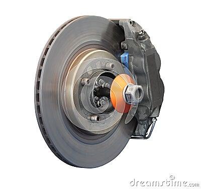 Free Car Brake. Stock Photos - 10515473