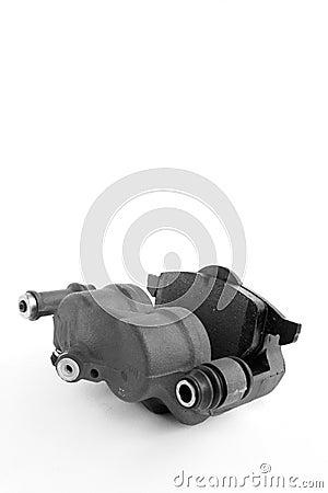 Car brake caliper
